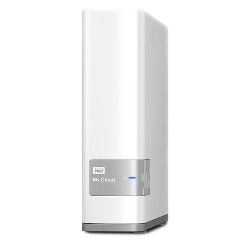WD My Cloud 3TB [WDBCTL0030HWT] - Smb Nas 1-Bay